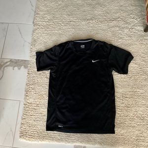 Black Nike dri fit tshirt